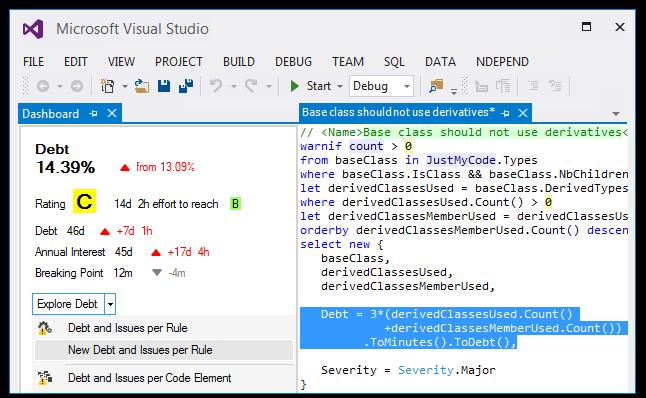 NDepend - Visual Studio Marketplace